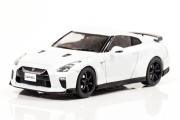 [予約]CAR-NEL (カーネル) 1/43 日産 GT-R Track edition engineered by nismo (R35) 2017 (Brilliant White Pearl) ※限定500台