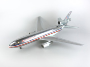InFlight Model 1/200 DC-10-30 アメリカン航空 N144AA Polished With Stand