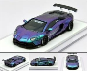LB★PERFORMANCE 1/64 LIBERTY WALK LB Works Aventador LP700 Andromeda 世界限定999pcs