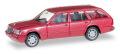 herpa Cars&Trucks 1/87 メルセデスベンツ E320T(W124) レッドメタリック