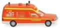 [予約]Wiking(ヴィーキング) 1/87 メルセデスベンツ ビンツ 救急車