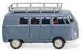 [予約]Wiking(ヴィーキング) 1/87 フォルクスワーゲン T1 バス type 2 ブルー