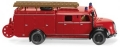 [予約]Wiking(ヴィーキング) 1/87 マギルス LF 16 消防車