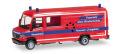 """herpa Cars&Trucks 1/87 メルセデスベンツ Vario """"Feuerwehr Haunstetten"""""""
