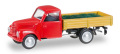 herpa Cars&Trucks 1/87 Framo 901/2 キャンバストレーラー ビールケース運搬車