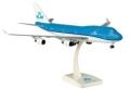 hogan wings 1/200 747-400 KLMオランダ航空 City of Tokyo ※ランディングギア・スタンド付属