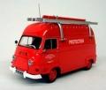 [予約]ELIGOR (エリゴール) 1/43 ルノー エスタフェ 消防車両 ランバル市