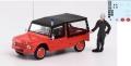 [予約]ELIGOR (エリゴール) 1/43 シトロエン メアリ 消防車両 フィギュア&デカール付