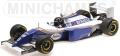 [予約]MINICHAMPS(ミニチャンプス) 1/18 ウィリアムズ ルノー FW16 デーモン・ヒル ブラジルGP 1994 2位入賞