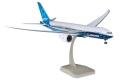 [予約]hogan wings 1/200 777-8 ボーイングハウスカラー ※プラスチック製・スナップフィット、ランディングギア・スタンド付属