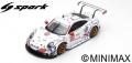 [予約]Spark (スパーク) 1/12 ポルシェ 911 RSR No.911 Winner GTLM class Petit ル・マン 2018 ポルシェ GT Team P.Pilet/N.Tandy/F.Makowiecki