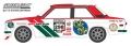 [予約]グリーンライト 1/64  La Carrera Panamericana Series 1 - #298 1972 ダットサン 510 (La Carrera Panamericana 2007)