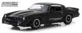 [予約]グリーンライト 1/18 1981 シボレー Z/28 イェンコ Turbo Z ブラック
