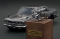 【ポイント交換品 18,000pt】ignition model(イグニッションモデル)1/43 Nissan Skyline 2000 GT-R (KPGC10) Silver With Engine