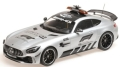 "MINICHAMPS(ミニチャンプス) 1/18 メルセデス-AMG GT-R 2017 ""フォーミュラ1 セーフティーカー 2019"""
