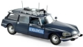 NOREV(ノレブ) 1/43 シトロエン ブレーク 21 (1974) 州警察