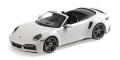 [予約]MINICHAMPS(ミニチャンプス) 1/18 ポルシェ 911 (992) ターボ S カブリオレ 2020 ホワイトメタリック