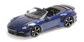 [予約]MINICHAMPS(ミニチャンプス) 1/18 ポルシェ 911 (992) ターボ S カブリオレ 2020 ブルーメタリック