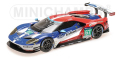 """[予約]MINICHAMPS(ミニチャンプス) 1/18 フォード GT """"CHIP GANASSI RACING UK"""" FRANCHITTI/PRIAULX/TINCKNELL 24h ル・マン 2016"""