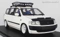 [予約]ignition model(イグニッションモデル) 1/18 トヨタ プロボックス GL (NCP51V) ホワイト ★生産予定数:120pcs