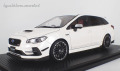 [予約]ignition model(イグニッションモデル) 1/18 スバル LEVORG (VMG) 2.0STI Sport クリスタルホワイトパール ※Normal-Wheel ★生産予定数:100pcs