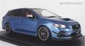 [予約]ignition model(イグニッションモデル) 1/18 スバル LEVORG (VMG) 2.0STI Sport ストームグレーメタリック ※Normal-Wheel ★生産予定数:100pcs