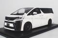 ignition model(イグニッションモデル) 1/18 トヨタ ベルファイア (30) ZG ホワイト ★生産予定数:120pcs