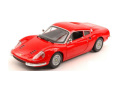 [予約]BURAGO(ブラゴ) 1/24 DINO 246 GT (レッド) レース&プレイシリーズ