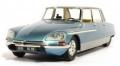 [予約]METAL-18 1/18 シトロエン DS21 シャプロン ロレーヌ 1969 ヘッド&テールライト点灯 ブルー メタリックバイカラー ※限定 1,200個