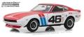 グリーンライト 1/24 Tokyo Torque - 1970 ダットサン 240Z BRE #46 (Brock Racing Enterprises)