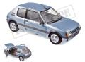 [予約]NOREV(ノレブ) 1/18 プジョー 205 GTi 1,6 1988 - Topaze Blue