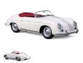 [予約]NOREV(ノレブ) 1/18 ポルシェ 356 スピードスター 1954 ホワイト