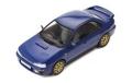 [予約]ixo (イクソ) 1/18 スバル インプレッサ WRX STI 1995 ブルー RHD