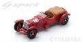 [予約]Spark (スパーク)  1/18 Alfa Romeo 8C No.16 Winner ル・マン 1931 L. Howe/Sir H. Birkin