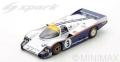 [予約]Spark (スパーク) 1/18 ポルシェ 956 No.3 Winner ル・マン 1983 A. Holbert/H. Haywood/V. Schuppan