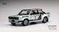 [予約]ixo (イクソ) 1/18 フィアット 131 アバルト 1978年ラリー・ポルトガル #1 S.Munari/P.Sodano