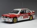 [予約]ixo (イクソ) 1/43 BMW E30 M3 1988年ツール・ド・コルス #1 B.Beguin/J-J.Lenne