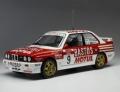 [予約]ixo (イクソ) 1/43 BMW E30 M3 1988年ツール・ド・コルス #9 F.Chatriot/M.Perin