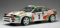 [予約]ixo (イクソ) 1/18 トヨタ セリカ ターボ 4WD (ST185) 1993年ラリー・モンテカルロ 優勝 #3 D. Auriol/B.Occelli