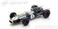 Spark (スパーク)  1/18 Brabham BT19 No.3 Formula 1 World Champion 1966  Jack Brabham