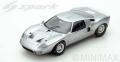 [予約]Spark (スパーク)  1/18 フォード GT40 1966