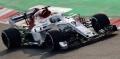 [予約]Spark (スパーク) 1/18 アルファロメオ Sauber F1 Team No.9 バーレーン GP 2018 Sauber C37 Marcus Ericsson
