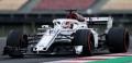 [予約]Spark (スパーク) 1/18 アルファロメオ Sauber F1 Team No.16 アゼルバイジャン GP 2018 Sauber C37 Charles Leclerc