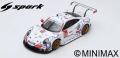 [予約]Spark (スパーク) 1/18 ポルシェ 911 RSR No.911 Winner GTLM class Petit ル・マン 2018 ポルシェ GT Team P.Pilet/N.Tandy/F.Makowiecki