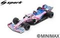 [予約]Spark (スパーク)  1/18 SportPesa Racing Point F1 Team No.18 Chinese GP 2019 Racing Point-Mercedes RP19 Formula One 1000th GP Lance Stroll