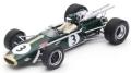 [予約]Spark (スパーク) 1/18 Brabham BT24 No.3 3rd 南アフリカ GP 1968 Jochen Rindt