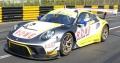 [予約]Spark (スパーク) 1/18 Porsche 911 GT3 R No.98 ROWE Racing 3rd FIA GT World Cup Macau 2019 Earl Bamber