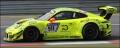[予約]Spark (スパーク)  1/18 ポルシェ 911 GT3 R No.911 Manthey Racing/Pole Position 24H ニュルブルクリンク 2018 K.Estre/R.Dumas/L.Vanthoor/E.Bamber