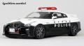 [予約]ignition model(イグニッションモデル) 1/18 日産 GT-R (R35) 2018 栃木県警察高速道路交通警察隊車両 ★生産予定数:180pcs