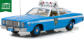 グリーンライト 1/18 Artisan Collection - 1975 Plymouth Fury New York City Police Department (NYPD)